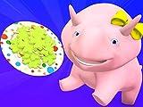 Saint Patrick - Farben des Regenbogens/Lerne Zahlen beim Spielen mit Lego! / NBA/Mach ein lustiges...