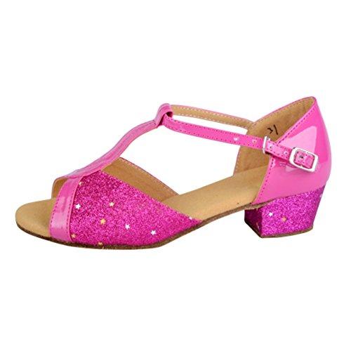 scarpe da ballo latino/Estate danza scarpe per le ragazze/ latino scarpe per bambini A