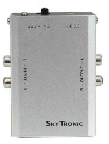 QTX Stereo-Vorverstärker Phono-Line Pre-Amplifier