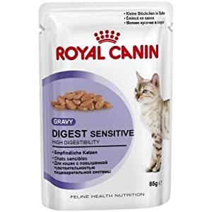 Royal Canin Digest Sensitive Frischebeutel 12er Multipack, 4er Pack (48 x 85g)