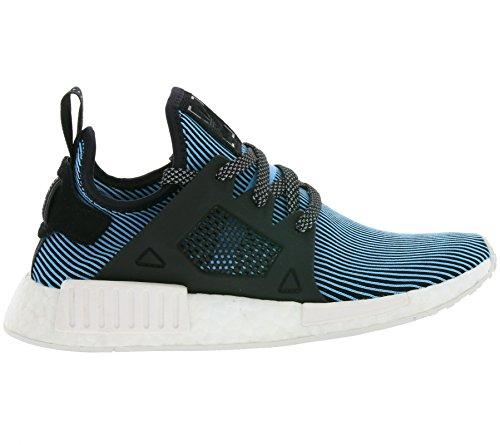 adidas Originals NMD_XR1 Primeknit Boost Schuhe Damen Sneaker Turnschuhe Blau S32212 Blau