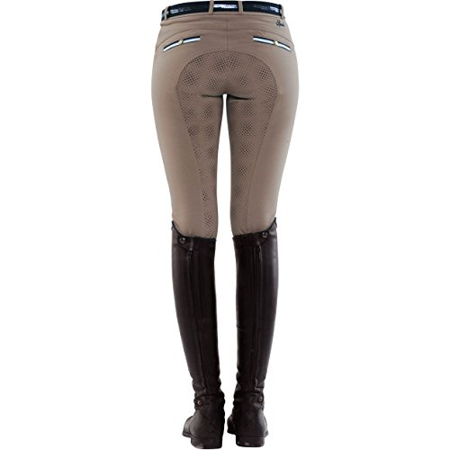 SPOOKS Ladies Ricarda Grip Full Riding Breeches