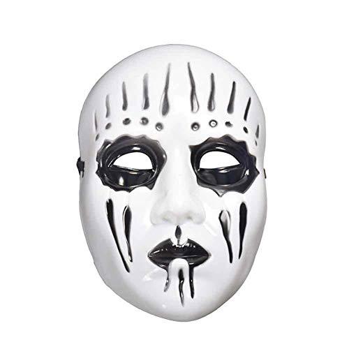 Jke pan Halloween Horror lustige Thema Maske Kostüm Ball Leistung Requisiten Augenmaske,Black