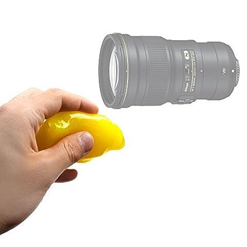 Accessoire réutilisable de nettoyage pour objectif zoom Nikon AF-S DX NIKKOR 200, 300, 400, 500 et 600mm - Garantie 2 ans