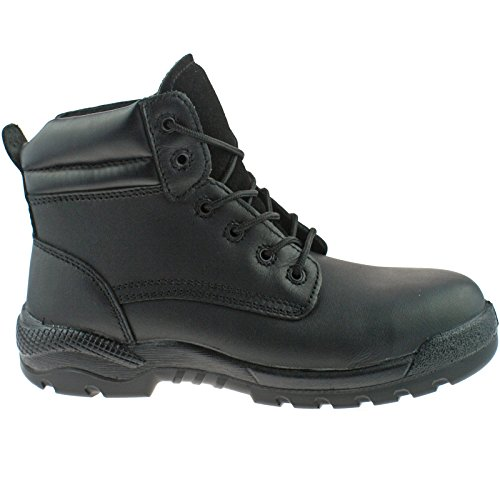Chaussures Grafters noires unisexe mWetKBGA