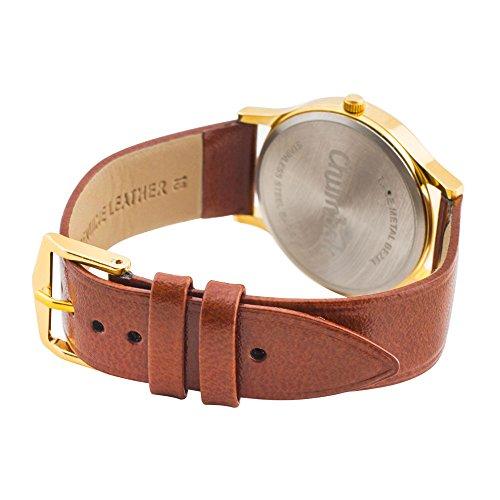 Chumbak Analogue Gold Dial Women's Watch -8904218059725