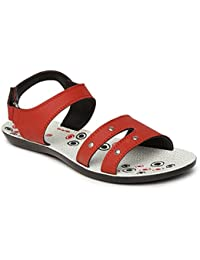 86e67620d640 Red Women s Fashion Sandals  Buy Red Women s Fashion Sandals online ...