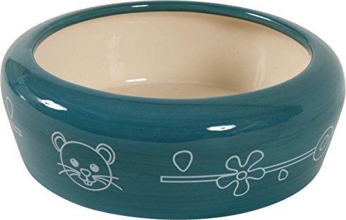Cuenco de cerámica de agua para erizos 150ml diámetro 10cm