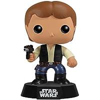 FUNKO POP! Movies Star Wars Han Solo Vinyl Figure 10cm