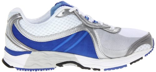 New Balance, Scarpe da corsa donna Multicolore (White with Blue)