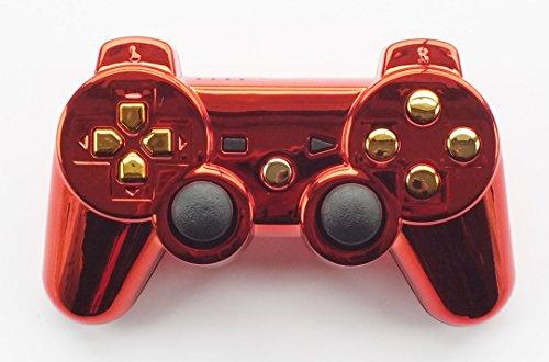 PS3 Controller Shell Ironman