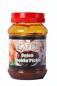 AFP Onion Thokku Pickle - 200g +200g