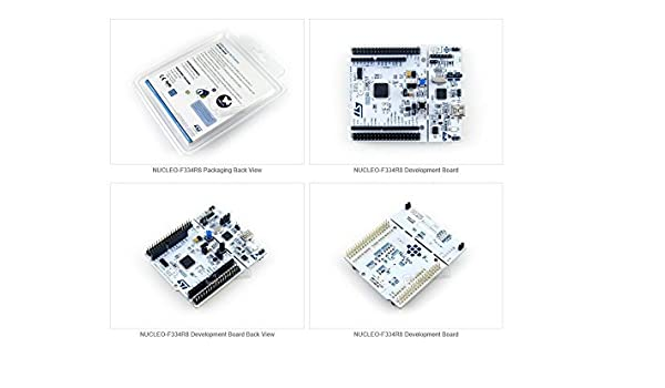 Buy Nucleo-F334R8, Development Board For Stm32 F3 Series