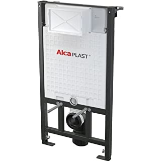 A101/1000 WC Frame System for Dry Installation in Plasterboard