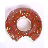 YHYZ Schwimmringe Kinder aufblasbare Dicke Cartoon Unterarm Ring Donut 3-6 Jahre alt Kinder...