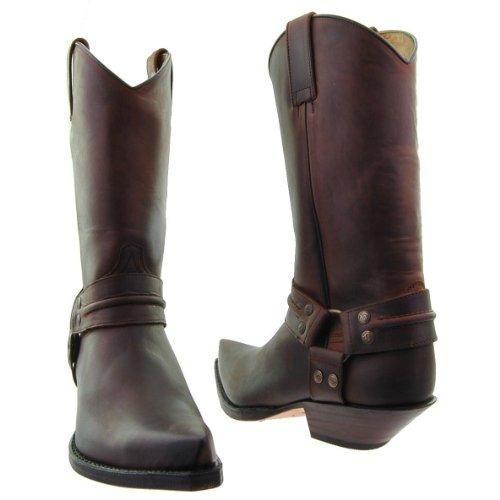 Sendra boots cowboystiefel 3305 marron Marron - Marron