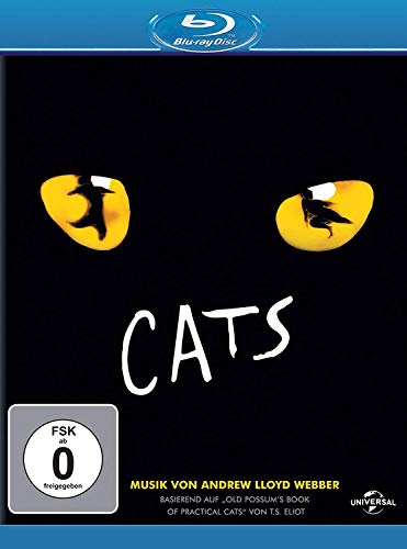 Cats - The Musical [Blu-ray] - Universal 8 Mm, Vhs