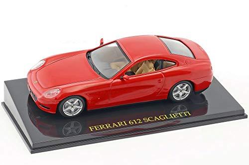 Promocar-Coche en Miniatura de colección, 47158, Rojo