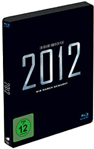 2012 (Limited Steelbook Edition) [Blu-ray]