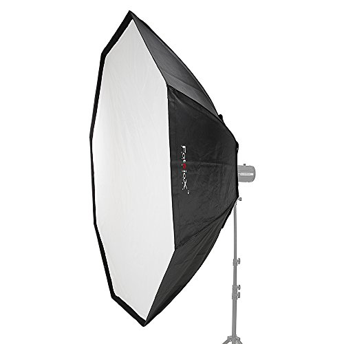 Fotodiox 10SBXEC70OT Pro Octagon Softbox 70 mit Speedring für Elinchrom Monolights Pro Monolights