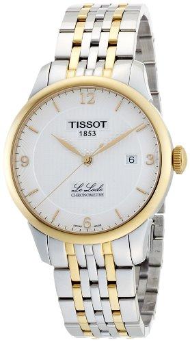 TISSOT - Montre Homme Tissot Le Locle Automatique T0064082203700 Bracelet En Acier - T0064082203700