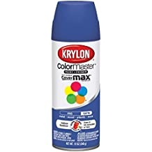 Krylon 1000A-3568 Indoor-Outdoor Aerosol Paint 12 Onzas-Iris Satin