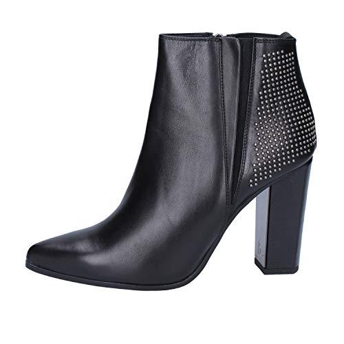 ROBERTO BOTTICELLI Zapatos salón Mujer Cuero Negro