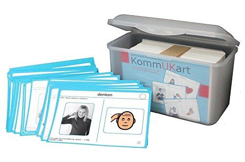 KommUKart: UK Kommunikationskarten: Wörter des Kernvokabulars