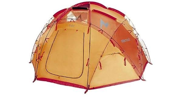 Marmot Lair 8P Tent Terra CottaPale Pumpkin, 8 Person