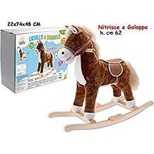 cavallo it Amazon legno a dondolo 1Yzx8wnq7O