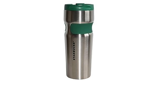 Starbucks Mug Argent Inoxydable Thermo En Vert Gobelet Acier W9H2DIE