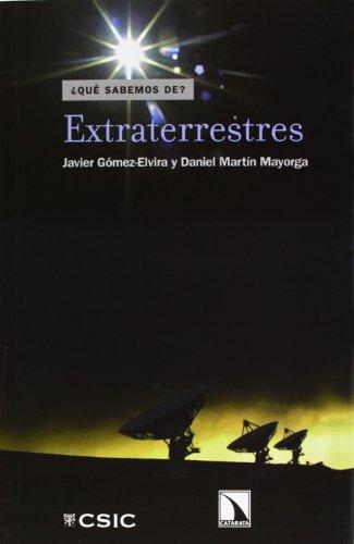 Extraterrestres por Javier Gómez Elvira, Daniel Martín Mayorga