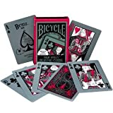 Bicycle Tragic Royalty Playing Cards with Poker size Regular index - memorable experiences for players Jouets, Jeux, Enfant, Peu, Nourrisson