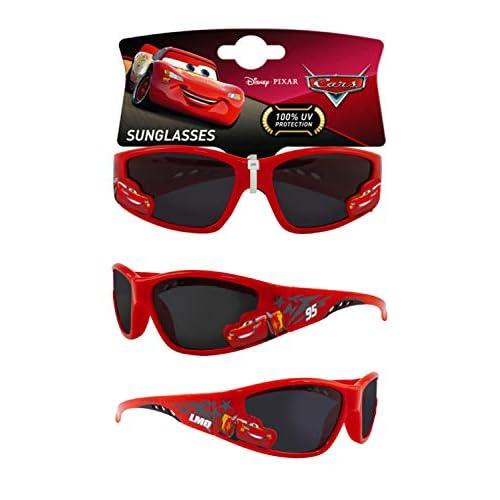 Gafas de sol para niños Disney Pixar Cars Lightning McQueen 100% UV 4