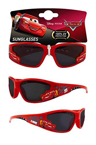 Disney Pixar Cars Lightning McQueen Kindersonnenbrille 100% UV-Schutz