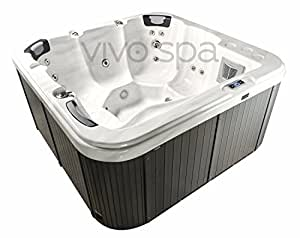 vivo spa weluxia 514 au en whirlpool outdoor whirlpools. Black Bedroom Furniture Sets. Home Design Ideas