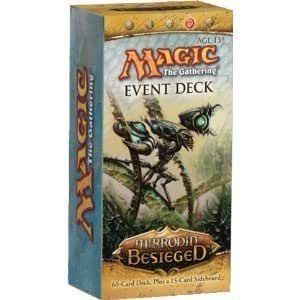 Magic the Gathering - MTG: Mirrodin Besieged Event Deck: Into the Breach - Mirran Deck by Wizards of the Coast