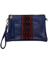 dddad7fd8ecb7 Made by Nami Umhängetasche Schultertasche Damen Clutch Vintage Boho Ethno  Design Tasche Handtasche Abendtasche Damentasche…