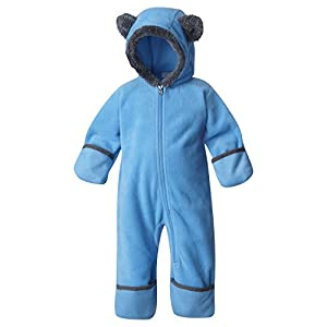 Columbia Tiny Bear II Bunting Kinder Fleece-Overall SN0214-480 Peninsula