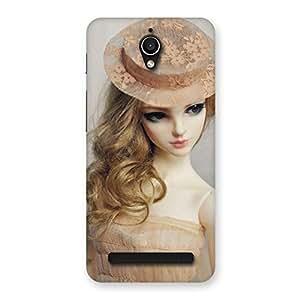 Royal Doll Multicolor Back Case Cover for Zenfone Go