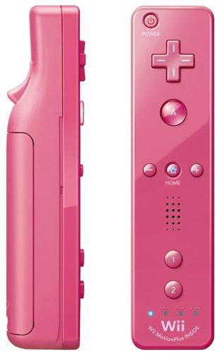 Nintendo Wii/Wii U - Remote Plus, pink (Plus Wii Pink Remote)