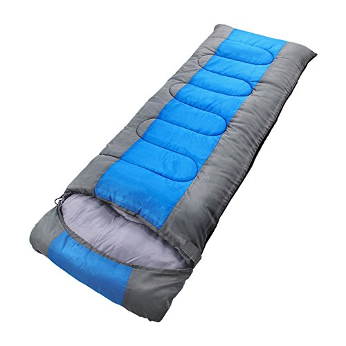 HM&DX Camping Saco Dormir Rectangular Adultos 4-Seasons