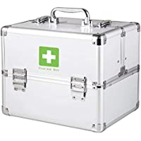 JYYX Mit Schleuse-Medizinische Box Household Brust Erste Hilfe Kit Medizinische Schrank-Prüfbox Notfall-Drug/Aufbewahrungsbox... preisvergleich bei billige-tabletten.eu