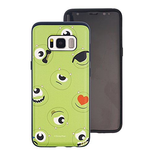 Schutzhülle für Samsung Galaxy Note 5, Disney-Motiv Monsters University, mehrlagig, TPU + PC, stoßdämpfend, für Samsung Galaxy Note 5, Pattern Mike (Galaxy Note5)