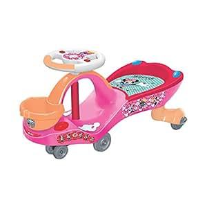 Toyzone Minnie Mouse Magic Car, Multi Color