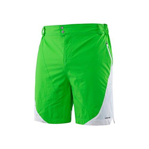 HEAD Herren Oberbekleidung Vision Calvin Woven Shorts grün, M
