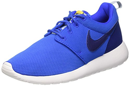more photos 722c5 c3dd1 Nike Roshe One (Gs), Boys  Running, Blue (Hypr Cblt