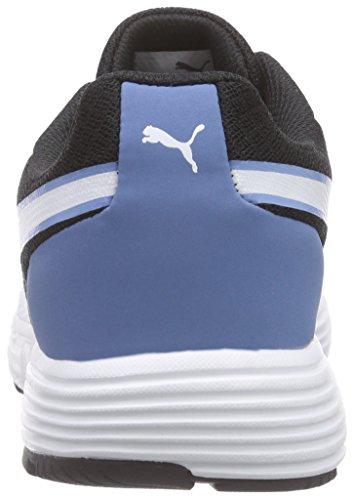 Puma FTR ST Runner 2 Mesh, Sneakers basses mixte adulte Noir - Schwarz (black-white-blue heaven 07)