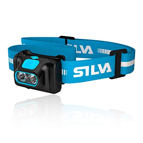Silva Headlamp Scout XT Blue