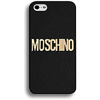 100% autentico e6e13 85ad8 Case for iPhone 6/6s Plus, Moschino Brand Logo iPhone 6 Plus ...